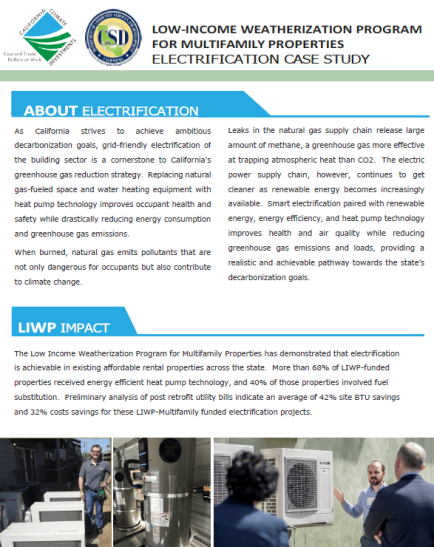 LIWP electrification picture